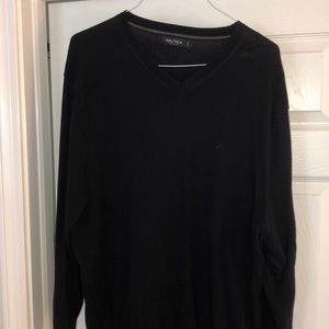 Men's Nautica V-neck sweater